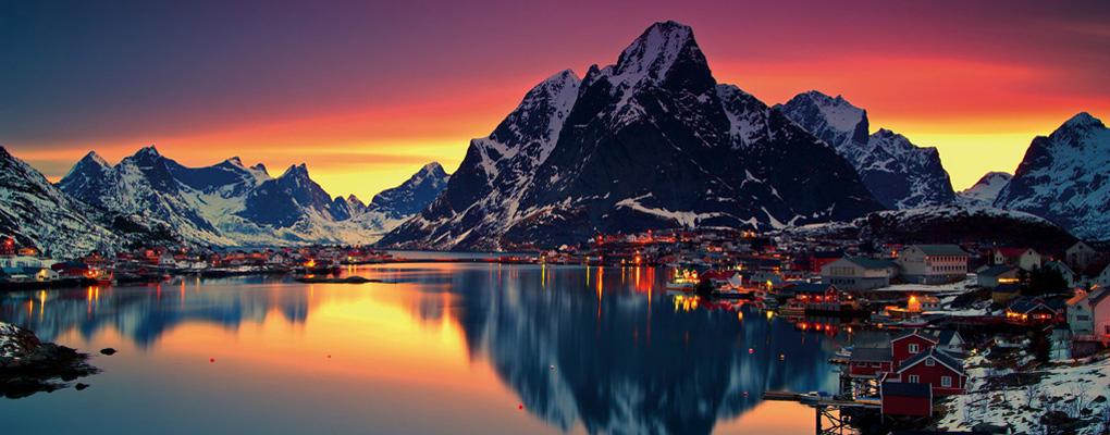 Norwegen Thriller | Auf den Schwingen der Hölle